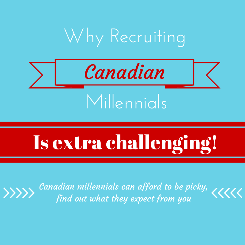 Recruiting Canadian Millennials A Game Of Expectations Blog