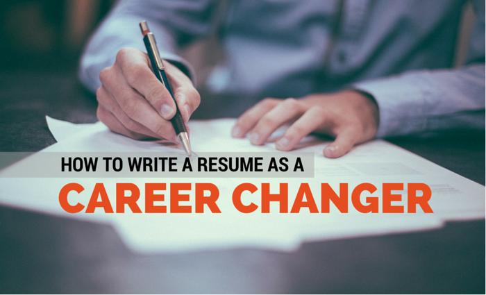 career changer