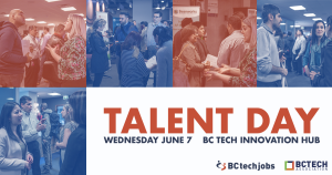 Talent Day: Meet these tech companies on June 7!