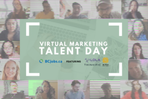BC Jobs Hosts 1st Virtual Marketing Career Fair