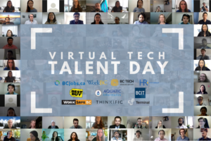virtual career fair BC jobs