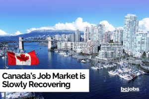 Canada's Job Market is Slowly Recovering