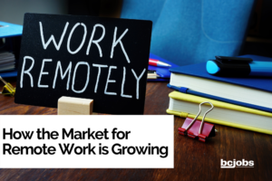 How the Market for Remote Work is Growing